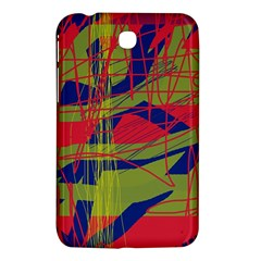 High Art By Moma Samsung Galaxy Tab 3 (7 ) P3200 Hardshell Case  by Valentinaart