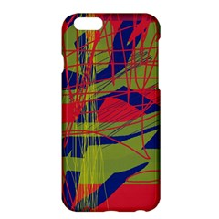 High Art By Moma Apple Iphone 6 Plus/6s Plus Hardshell Case by Valentinaart