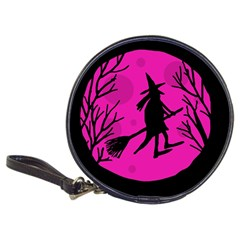 Halloween Witch   Pink Moon Classic 20 Cd Wallets