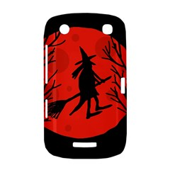 Halloween witch - red moon BlackBerry Curve 9380