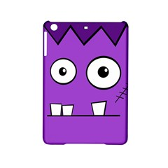 Halloween Frankenstein   Purple Ipad Mini 2 Hardshell Cases by Valentinaart
