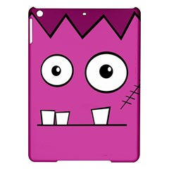 Halloween Frankenstein   Pink Ipad Air Hardshell Cases by Valentinaart