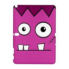 Halloween Frankenstein   Pink Samsung Galaxy Note 10 1 (p600) Hardshell Case by Valentinaart