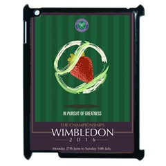 Wimbledon 2016  Apple Ipad 2 Case (black) by AnshK