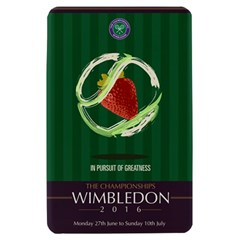 Wimbledon 2016  Kindle Fire (1st Gen) Hardshell Case by AnshK