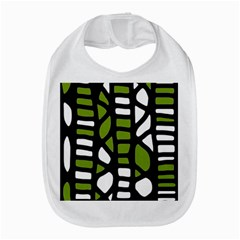 Green Decor Bib by Valentinaart