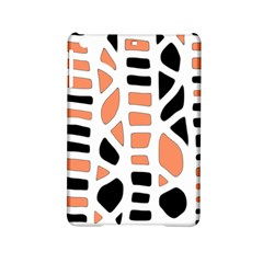 Orange Decor Ipad Mini 2 Hardshell Cases by Valentinaart