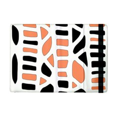Orange Decor Ipad Mini 2 Flip Cases by Valentinaart
