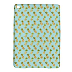 Tropical Watercolour Pineapple Pattern Ipad Air 2 Hardshell Cases by TanyaDraws