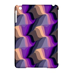 Wavy Pattern                                                                                          apple Ipad Mini Hardshell Case (compatible With Smart Cover) by LalyLauraFLM