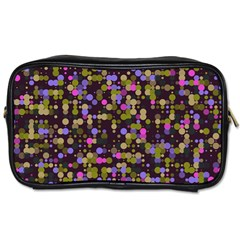 Dots                                                                                             Toiletries Bag (two Sides) by LalyLauraFLM