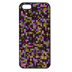 Dots                                                                                            			apple Iphone 5 Seamless Case (black) by LalyLauraFLM