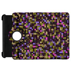 Dots                                                                                            			kindle Fire Hd Flip 360 Case by LalyLauraFLM
