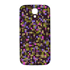 Dots                                                                                            			samsung Galaxy S4 I9500/i9505 Hardshell Back Case by LalyLauraFLM