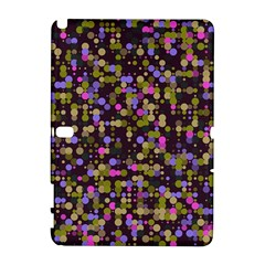 Dots                                                                                            			samsung Galaxy Note 10 1 (p600) Hardshell Case by LalyLauraFLM