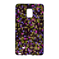 Dots                                                                                            			samsung Galaxy Note Edge Hardshell Case by LalyLauraFLM