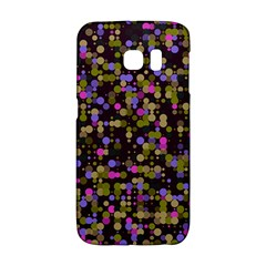 Dots                                                                                            			samsung Galaxy S6 Edge Hardshell Case by LalyLauraFLM