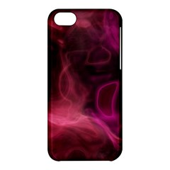Pink Red Texture                                                                                             			apple Iphone 5c Hardshell Case by LalyLauraFLM