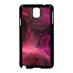 Pink Red Texture                                                                                             samsung Galaxy Note 3 Neo Hardshell Case (black) by LalyLauraFLM