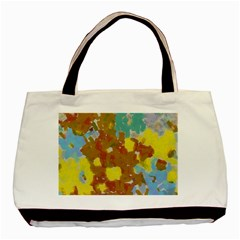 Paint Strokes                                                                                               			basic Tote Bag by LalyLauraFLM