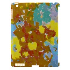 Paint Strokes                                                                                              			apple Ipad 3/4 Hardshell Case (compatible With Smart Cover) by LalyLauraFLM