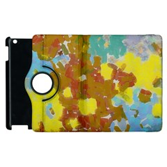 Paint Strokes                                                                                              			apple Ipad 2 Flip 360 Case by LalyLauraFLM