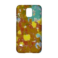Paint Strokes                                                                                              			samsung Galaxy S5 Hardshell Case by LalyLauraFLM