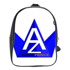 Azure Prince School Bags (xl)