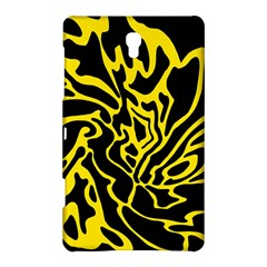 Black And Yellow Samsung Galaxy Tab S (8 4 ) Hardshell Case  by Valentinaart
