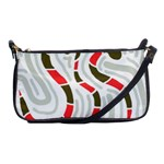 Snakes family Shoulder Clutch Bags Front