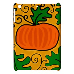 Thanksgiving Pumpkin Apple Ipad Mini Hardshell Case by Valentinaart