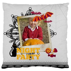 Halloween By Helloween   Standard Flano Cushion Case (two Sides)   02ychztdd1ze   Www Artscow Com Front