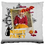 halloween - Large Cushion Case (Two Sides)