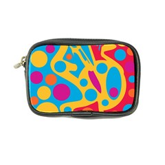 Colorful decor Coin Purse by Valentinaart