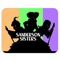 Sanderson Sisters  Double Sided Flano Blanket (medium)  by lvbart