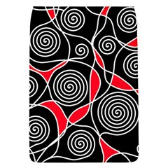 Hypnotic Design Flap Covers (l)  by Valentinaart