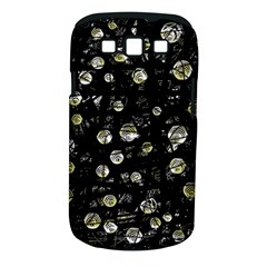 My Soul Samsung Galaxy S Iii Classic Hardshell Case (pc+silicone) by Valentinaart