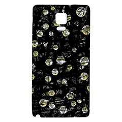 My Soul Galaxy Note 4 Back Case by Valentinaart