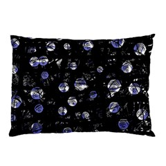 Blue Soul Pillow Case by Valentinaart