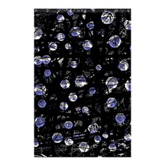 Blue Soul Shower Curtain 48  X 72  (small)  by Valentinaart