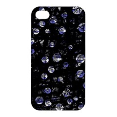 Blue Soul Apple Iphone 4/4s Hardshell Case by Valentinaart