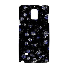 Blue Soul Samsung Galaxy Note 4 Hardshell Case by Valentinaart
