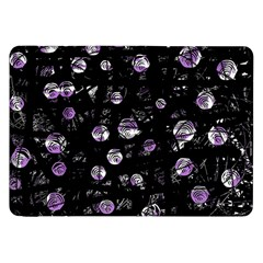 Purple Soul Samsung Galaxy Tab 8 9  P7300 Flip Case by Valentinaart