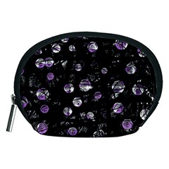 Purple Soul Accessory Pouches (medium)  by Valentinaart