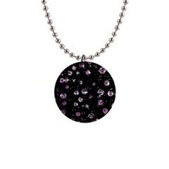 Purple Soul Button Necklaces by Valentinaart