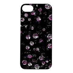 Purple Soul Apple Iphone 5s/ Se Hardshell Case by Valentinaart