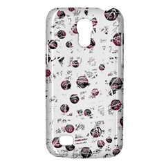 White And Red Soul Galaxy S4 Mini by Valentinaart