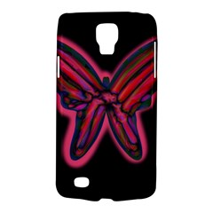 Red Butterfly Galaxy S4 Active by Valentinaart