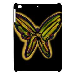Night Butterfly Apple Ipad Mini Hardshell Case by Valentinaart