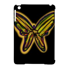 Night Butterfly Apple Ipad Mini Hardshell Case (compatible With Smart Cover) by Valentinaart